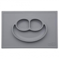 Happy Mat kinderplacemat grijs