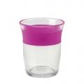 Kinderglas roze