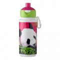 Animal Planet panda drinkfles campus pop-up
