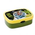 Animal Planet tijger lunchbox campus midi