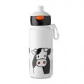 Bruna koe drinkfles campus pop-up