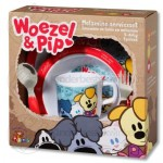 Woezel en Pip kinderservies 5-delig
