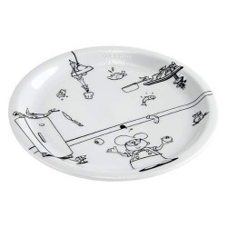 Chef's Juggling plate