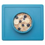 Happy Bowl kinderplacemat blauw
