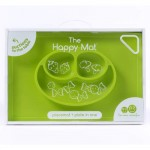 Happy Mat kinderplacemat lime