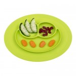 Mini Mat kinderplacemat lime