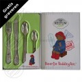 Beertje Paddington kinderbestek rvs 4-delig