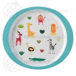 Animal Friends kinderservies melamine 3-delig