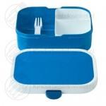 Lunchbox Campus blauw 750 ml