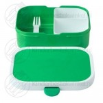 Lunchbox Campus groen 750 ml