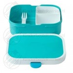 Lunchbox Campus turquoise 750 ml