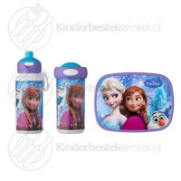 Frozen Sisters Forever lunchset campus