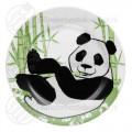 Panda kinderbord porselein