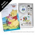 Winnie the Pooh kinderset 6-delig (Disney)